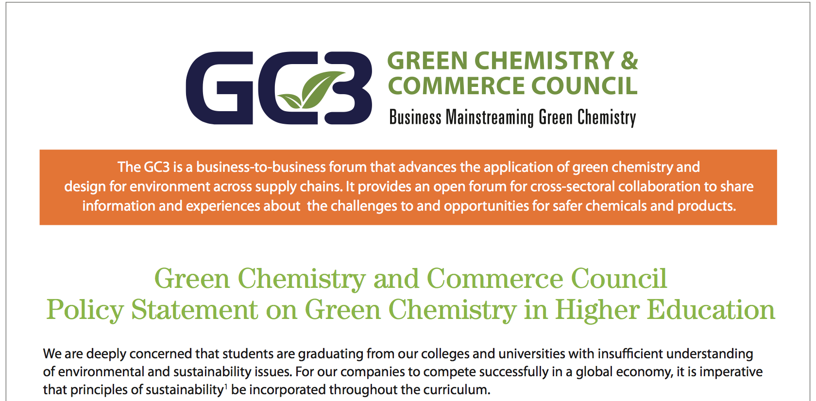 gc3-higher-ed-policy-statement